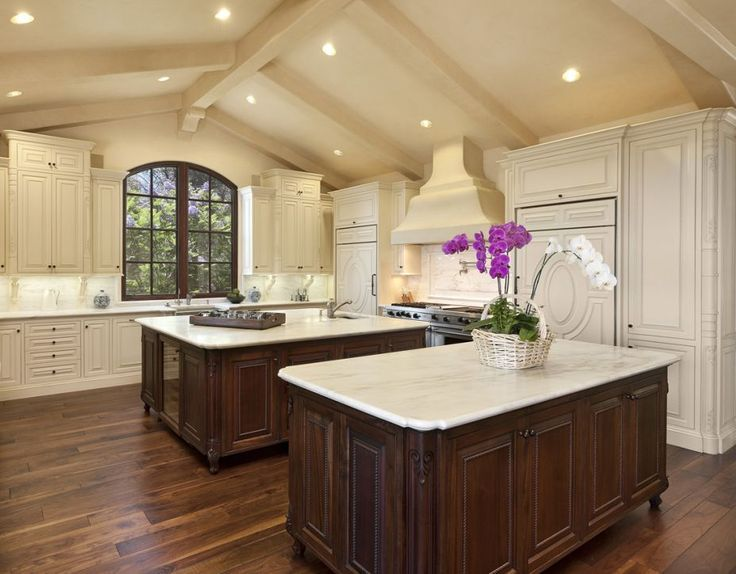 Modern spanish style homes by designers kitchen with for Modern spanish homes interior
