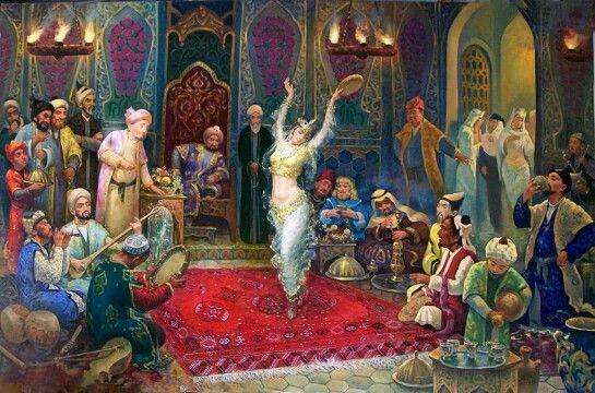 Belly Dance haram