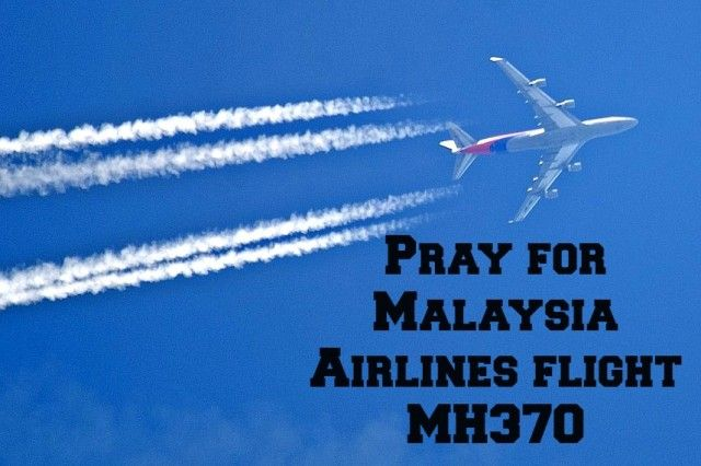 Malaysia Airlines Flight MH370 Crashed Into Ocean - http://thetrendguys.com/2014/03/24/malaysia-airlines-flight-mh370-crashed-ocean/