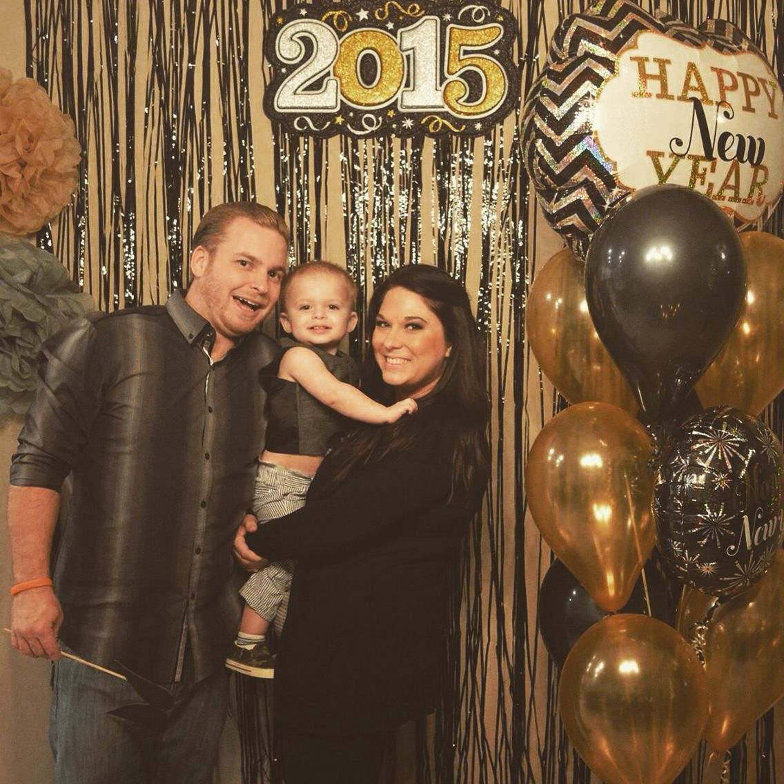 New Year Photo Back Drop fun for New Year parties! New