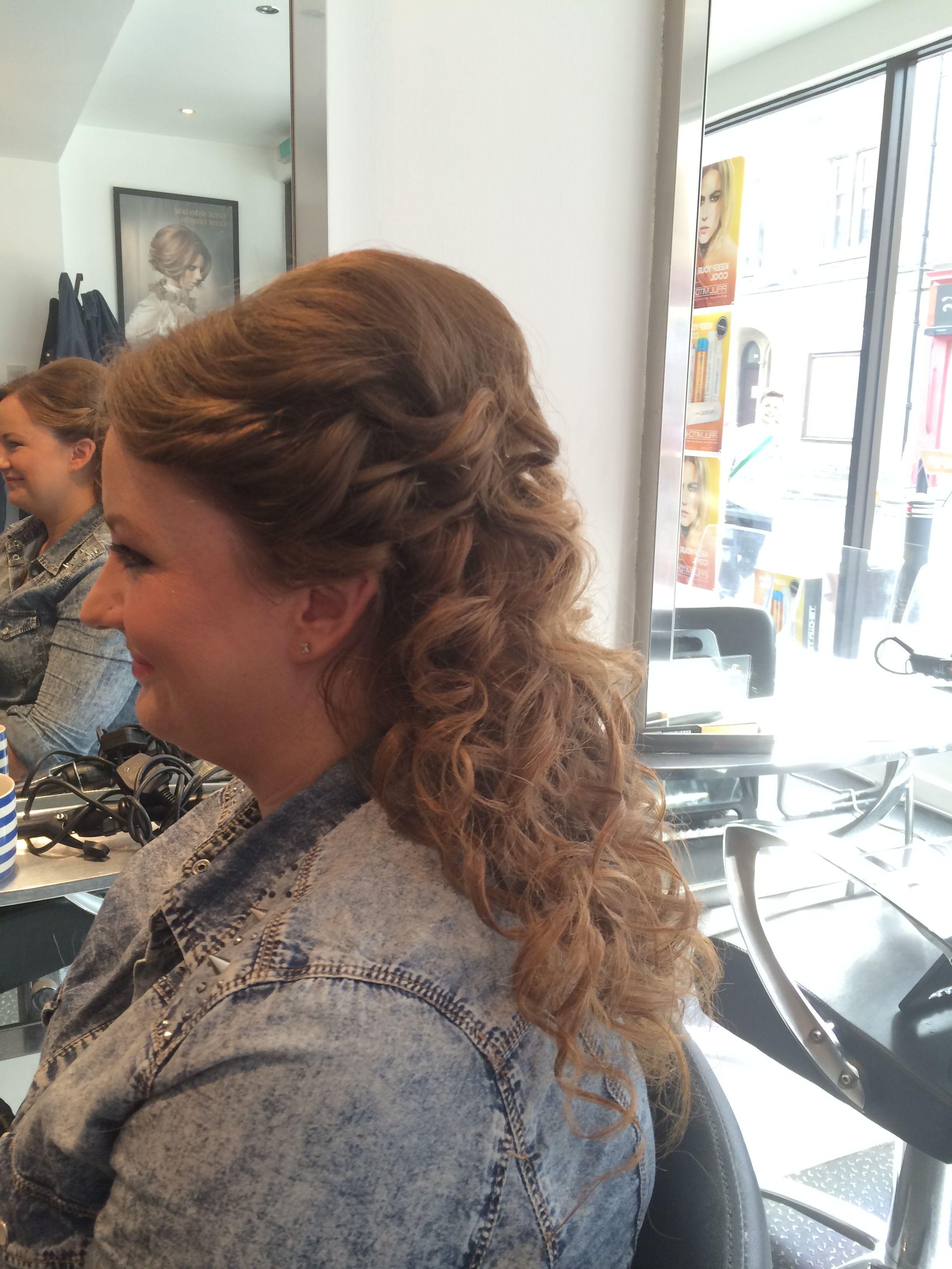 Pin on Wedding hair up