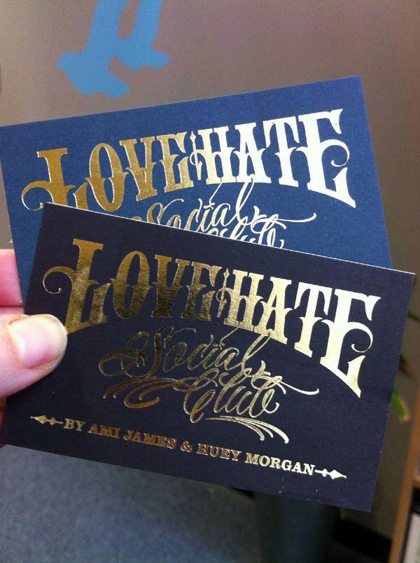Great looking Opuleaf Gold Foil Business Cards for - grimm küchen karlsruhe