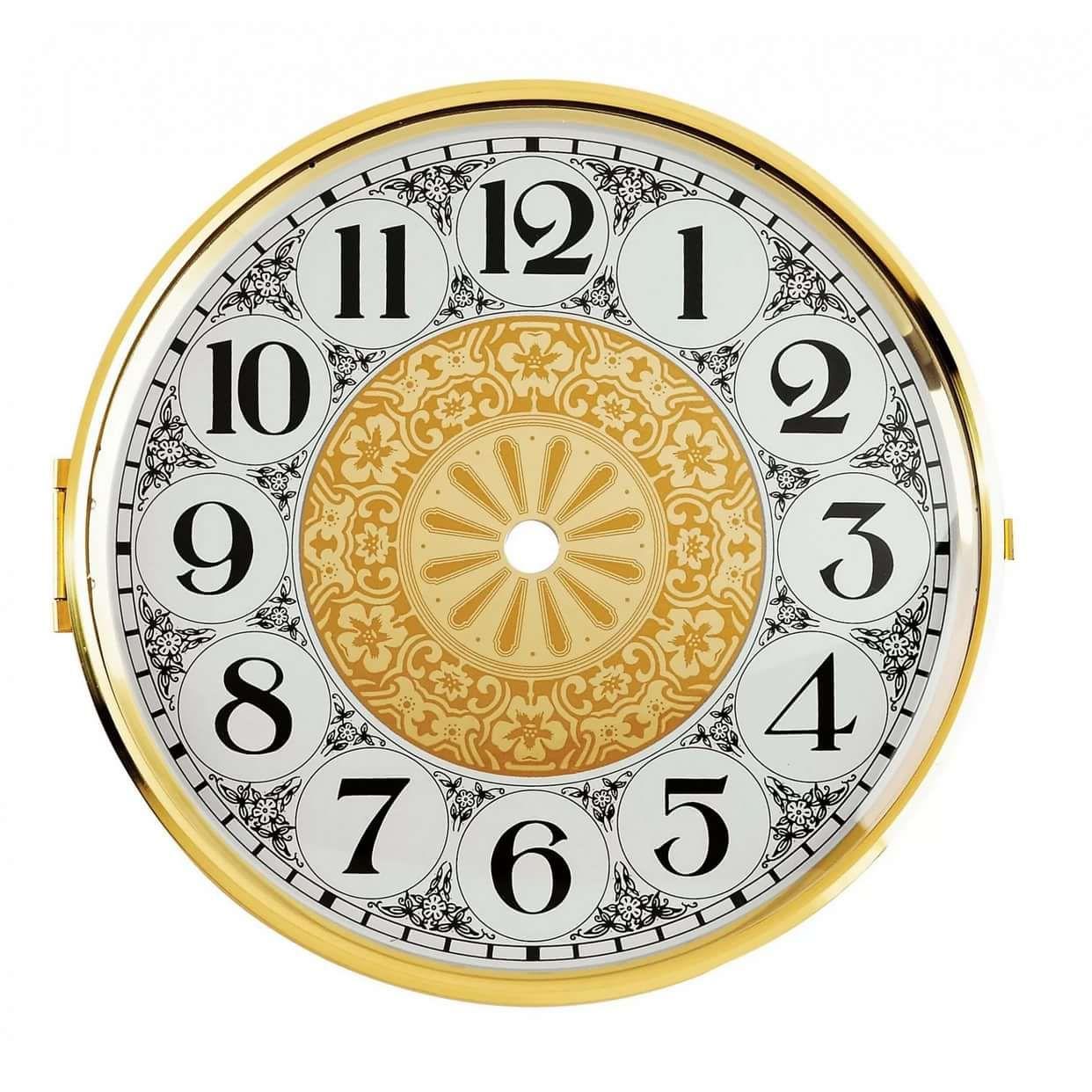 большая картинка циферблата часов была