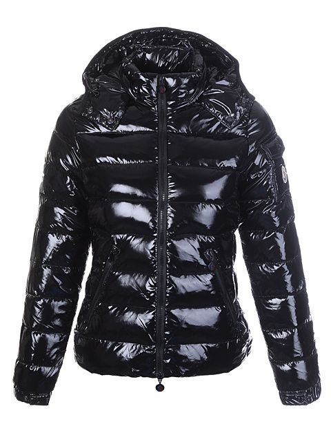 Moncler Bady Quilted Hooded Down Shiny Black Jacket  2899952  - £145.79    5% off discount code  happywinter fcf83edbce6