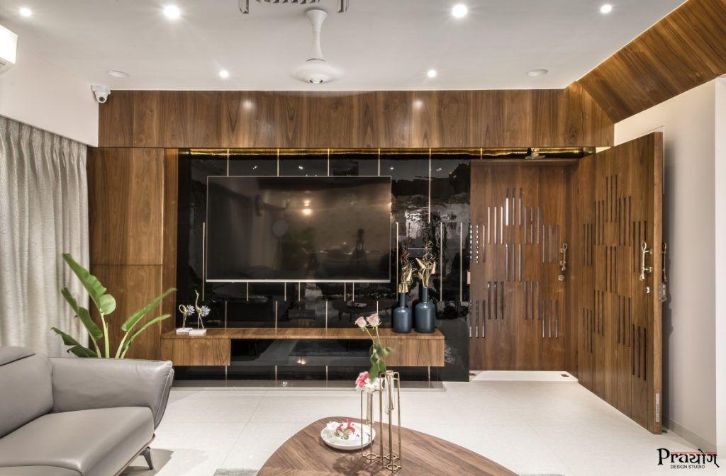 Classically Sophisticated Apartment Interiors Apartment