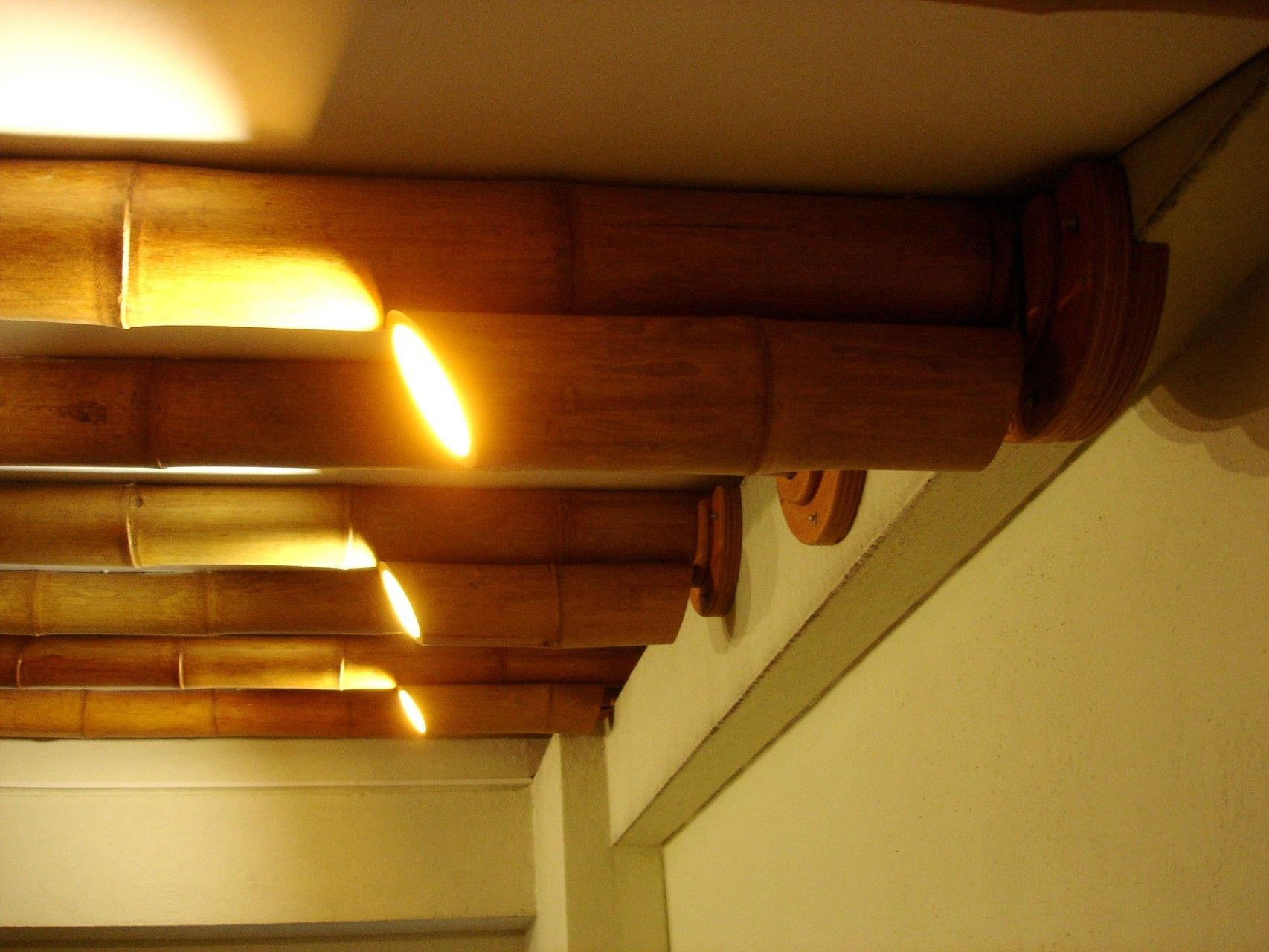 Laureles Penthouse Proyect - Bamboo roof and lamps | guadua y bambu ...