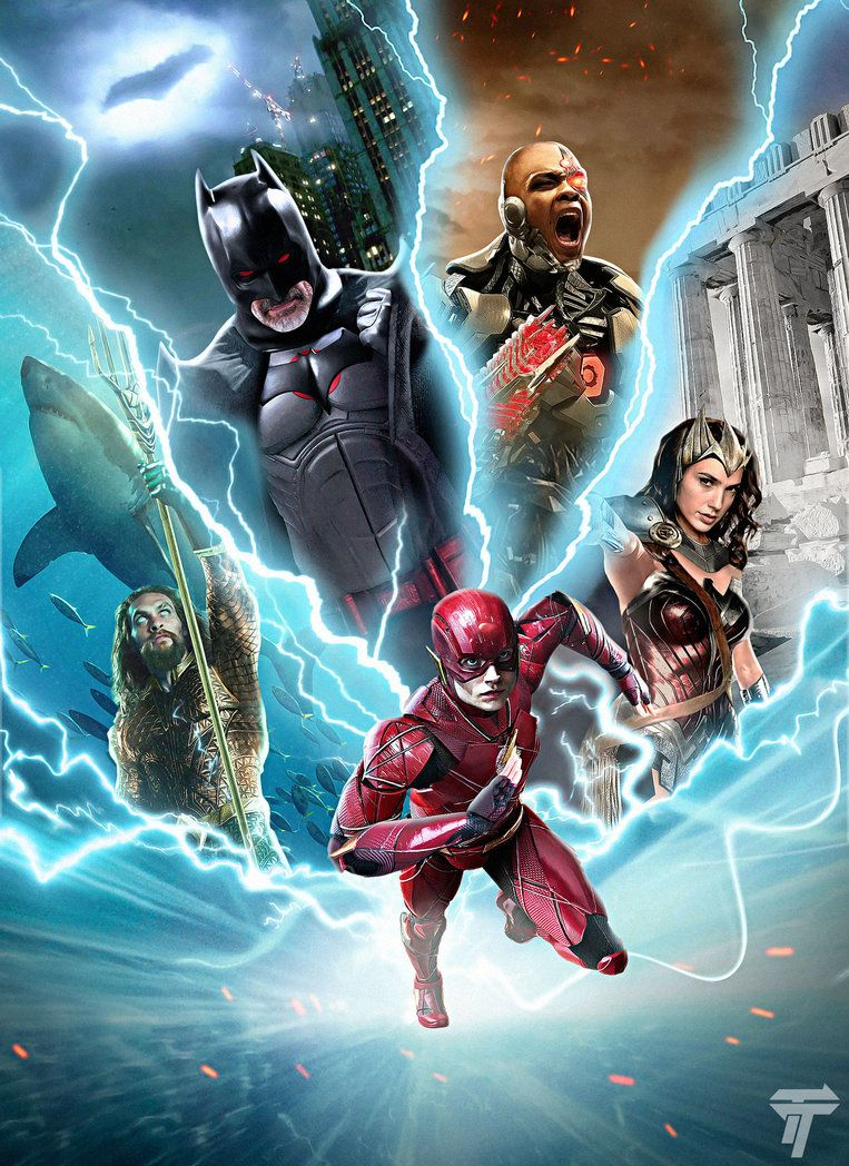 Dceu flashpoint paradox by
