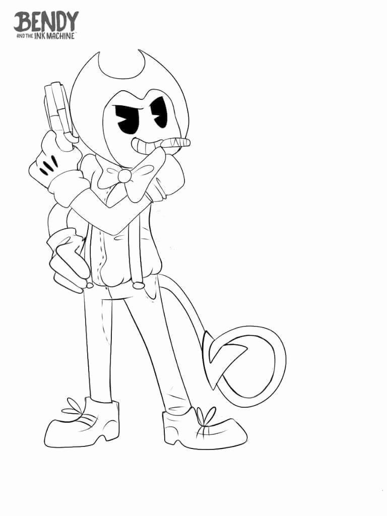 Free Download Boris Coloring Pages