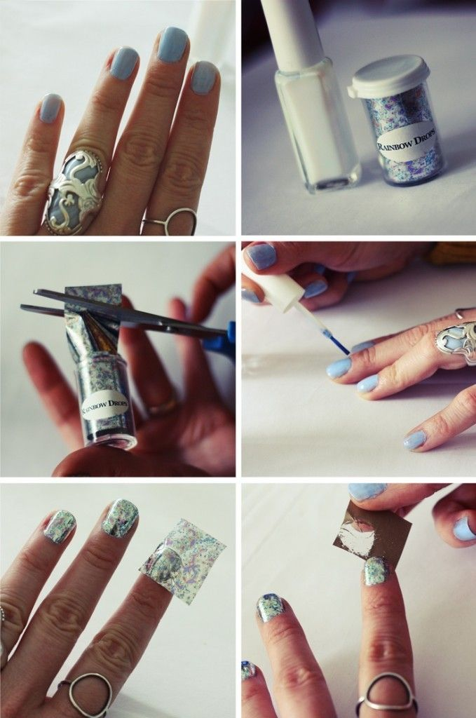 Beautiful Nail Art Tutorials | FINGERNAILS | Pinterest | Beautiful ...