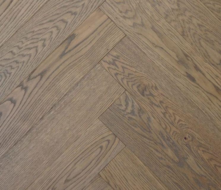CHOCOLATE. Engineered Herringbone Parquet Flooring in 2020