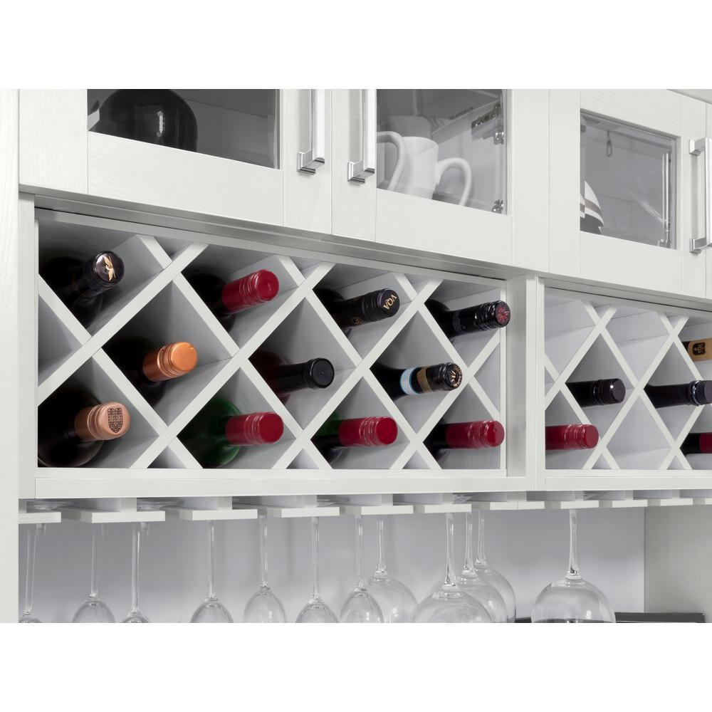 16++ Shaker wall wine rack diy