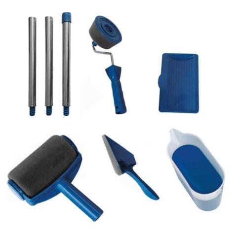 Eroller Multifunctional Paint Roller Pro Kit Sharper Day Paint Roller Paint Runner Roller Brush