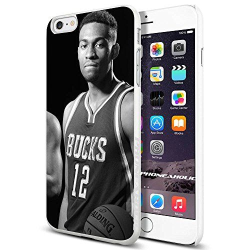 NBA Rookies NEW KIDS ON THE BUCKS Jabari Parker, Damien Inglis and Johnny O'Bryant Basketball Rookies, Cool iPhone 6 Plus (6+ , 5.5 Inch) Smartphone Case Cover Collector iphone TPU Rubber Case White [By PhoneAholic] Phoneaholic http://www.amazon.com/dp/B00XQTL1IW/ref=cm_sw_r_pi_dp_6rMwvb1J9H9YB