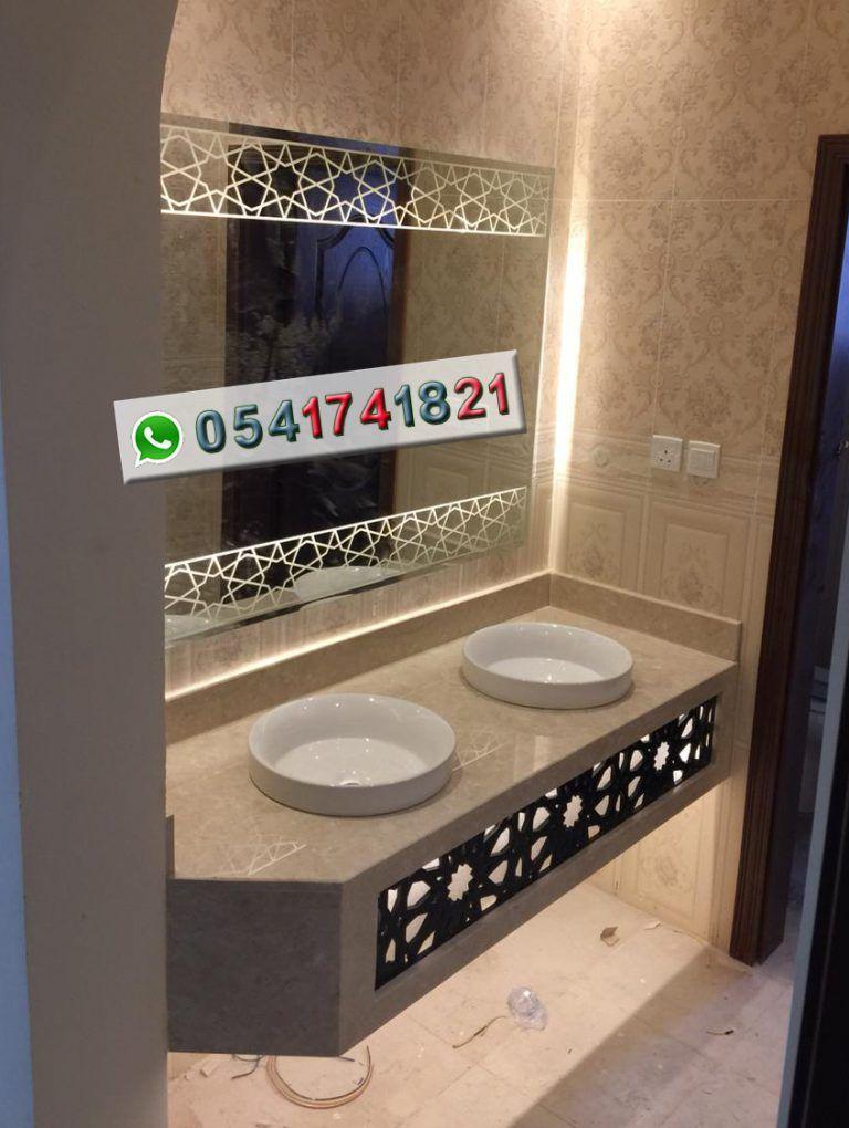 مصنع ايديال استون مغاسل رخام طبيعي وصناعي تفصيل حسب الطلب مغاسل رخام حديثة مغاسل رخام جدة خبرة اكثر In 2020 Lighted Bathroom Mirror Bathroom Mirror Bathroom Lighting