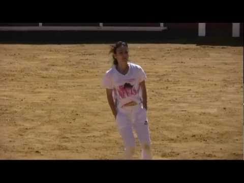 EXHIBICIÓN CHICAS RECORTADORAS BRIHUEGA  - YouTube