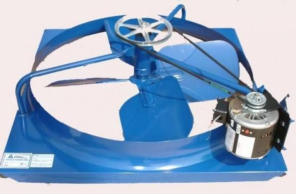 Attic Fan has been offering services since 1976. Their home repair contractors also perform attic exhaust fan installation and repair projects.