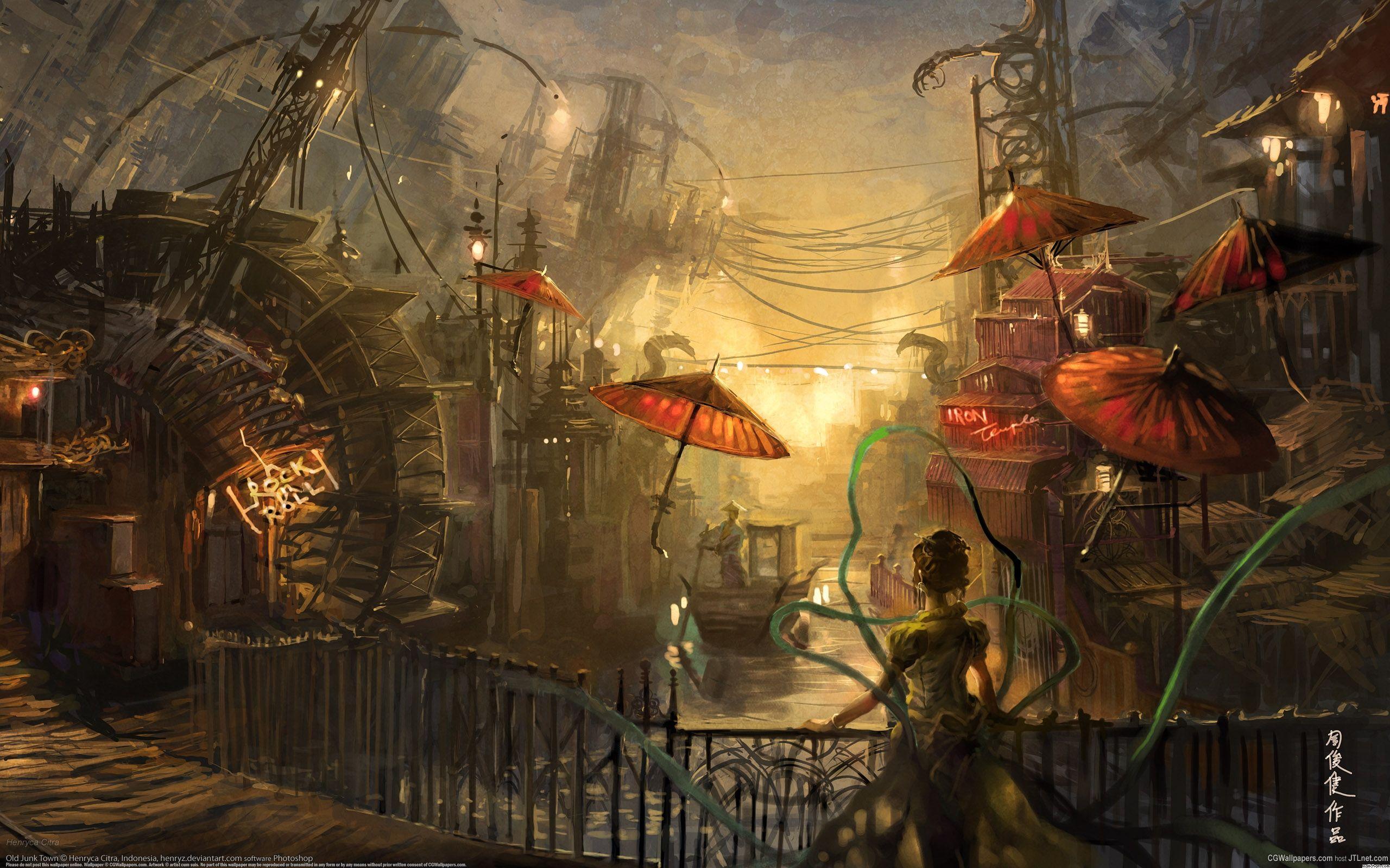 Fondos de pantalla steampunk - masqueforo.info