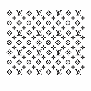 Louis Vuitton Greeting Card Svg File Available For Instant Download Online In The Form Of Jpg Png In 2020 Cricut Stencils Louis Vuitton Pattern Cricut Projects Vinyl
