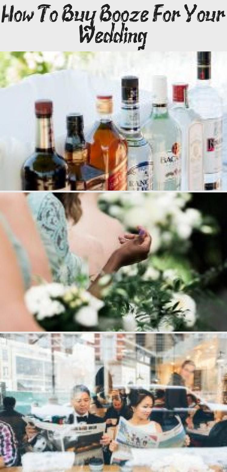 How To Buy Booze For Your Wedding in 2020 | Wedding ...