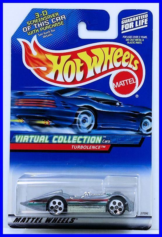 Hot Wheels 2000 Collector 129 Virtual Collection