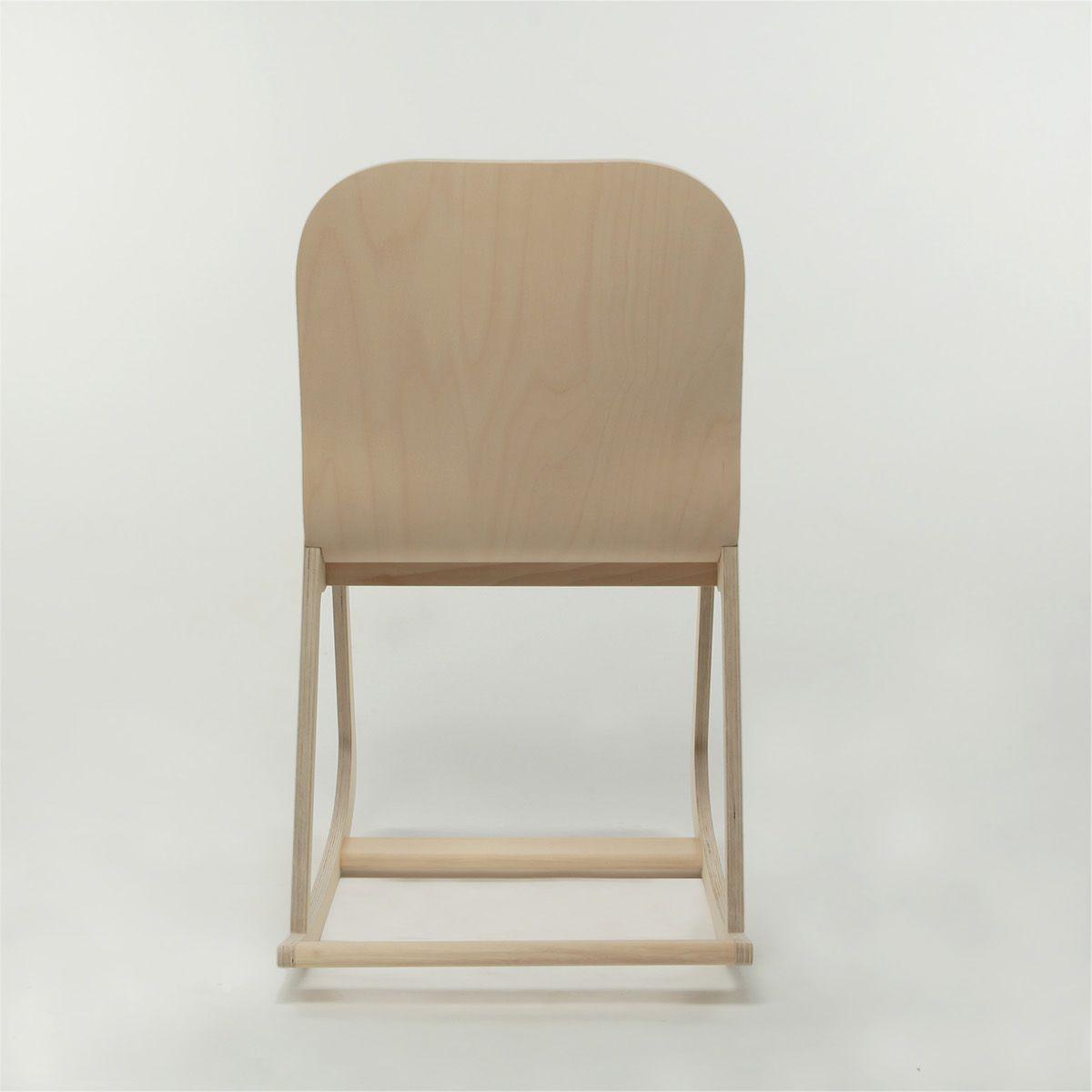 BUJAK Rocking Chair on Behance