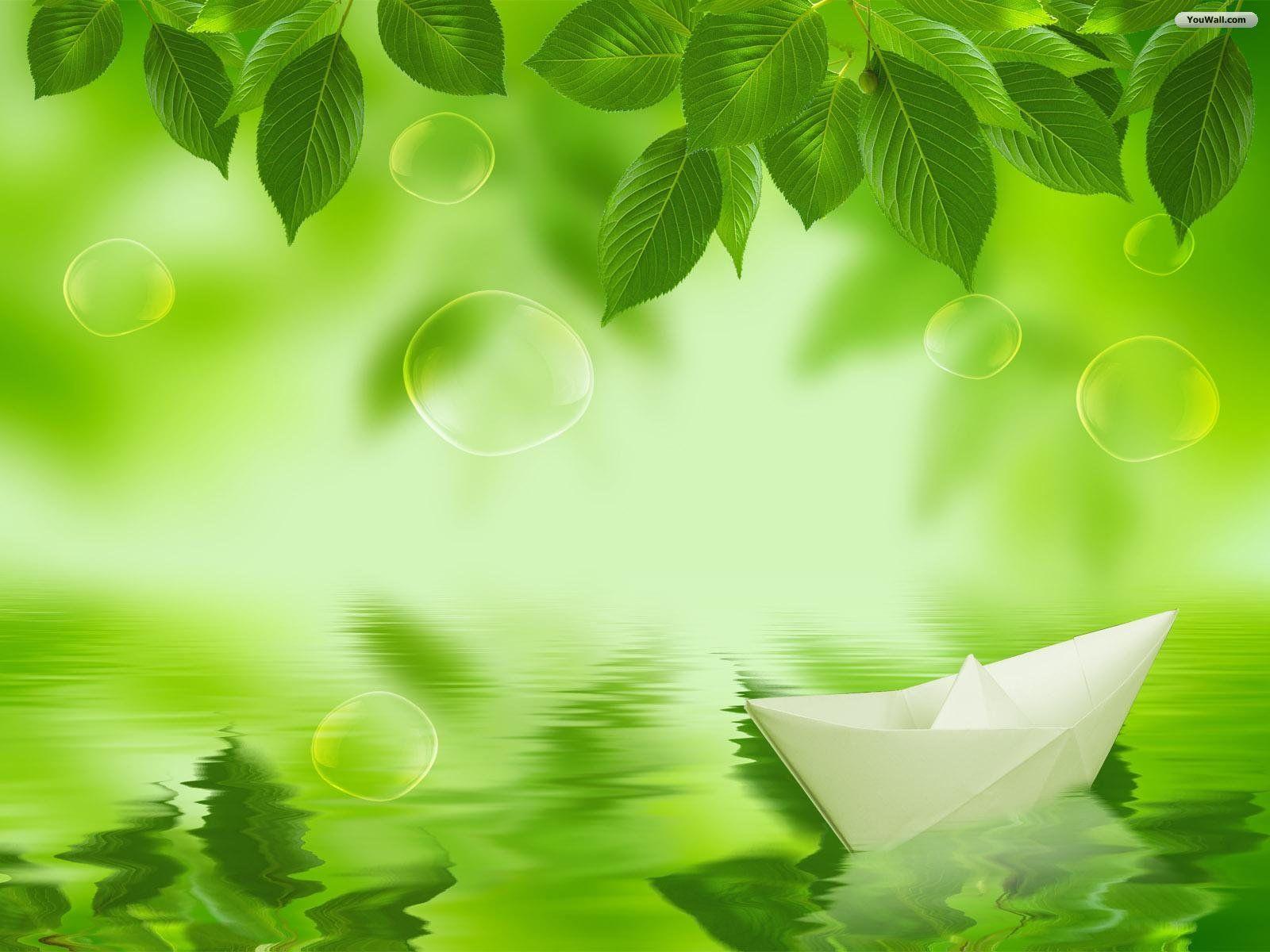 Pin By Sharifkhan On Green Green Leaf Wallpaper Green Nature Green Wallpaper