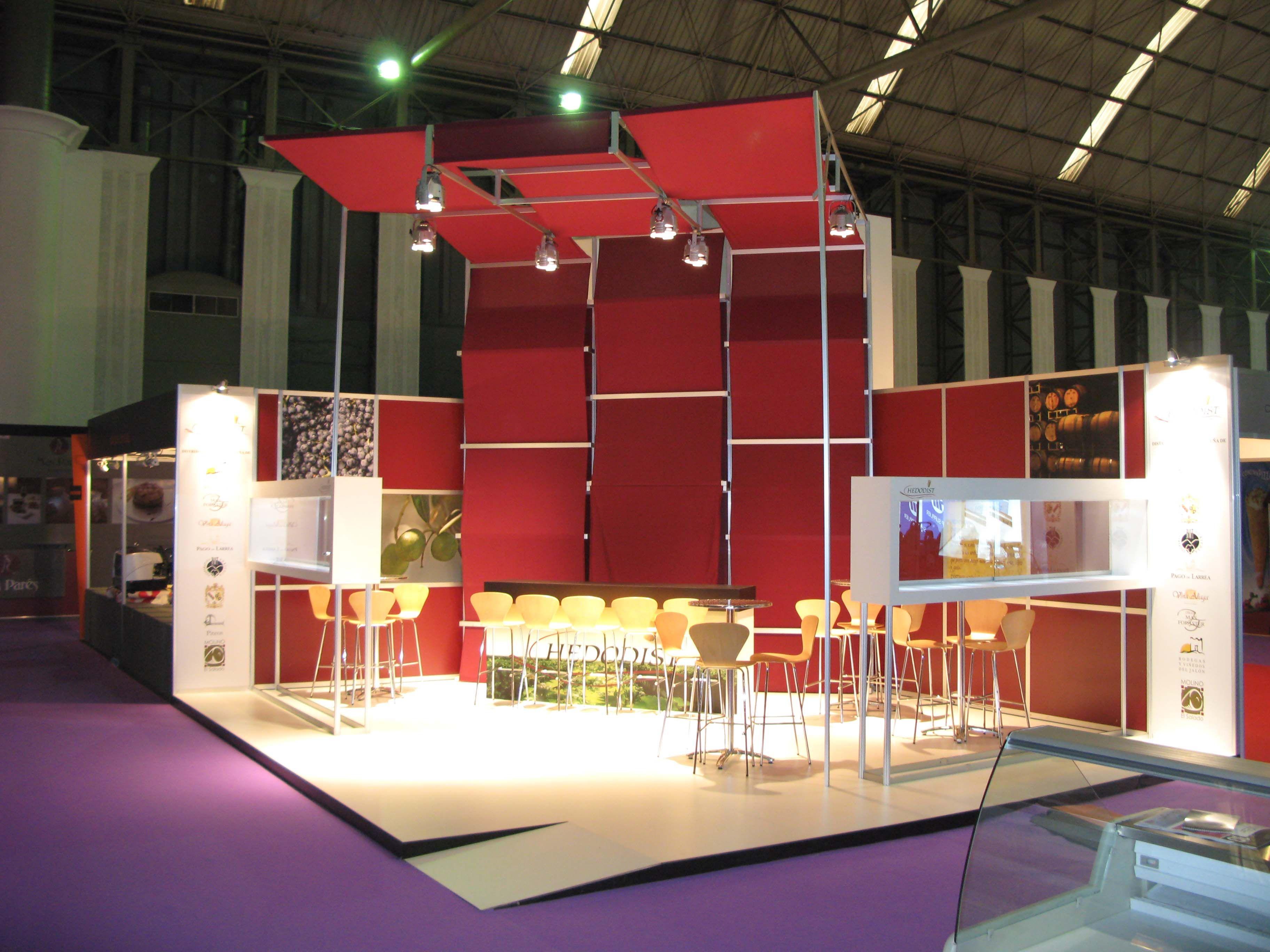 stand modular barcelona