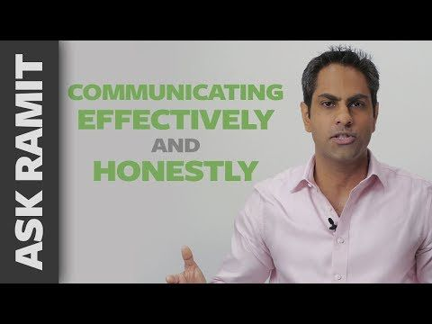Effective Communication: Being honest without being a jerk - YouTube
