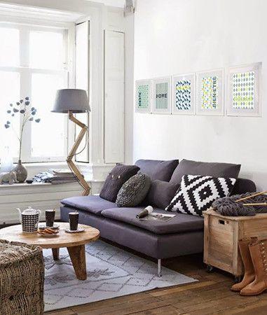 Salon scandi interior arc 39 decor pinterest - Deco salon tendance ...