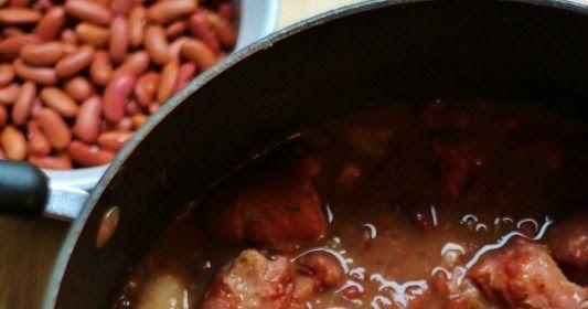 jamaican stew peas and rice recipe  stew peas jamaican