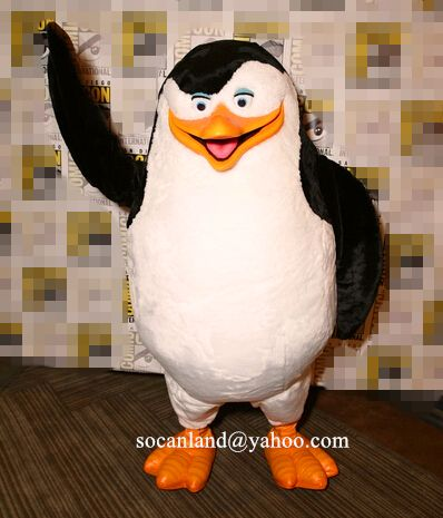 The Penguins of Madagascar Skipper Penguin Christmas/Xmas Mascot CostumeCosplay CostumeAdults : skipper halloween costume  - Germanpascual.Com
