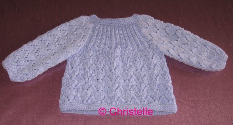 tricoter layette bebe
