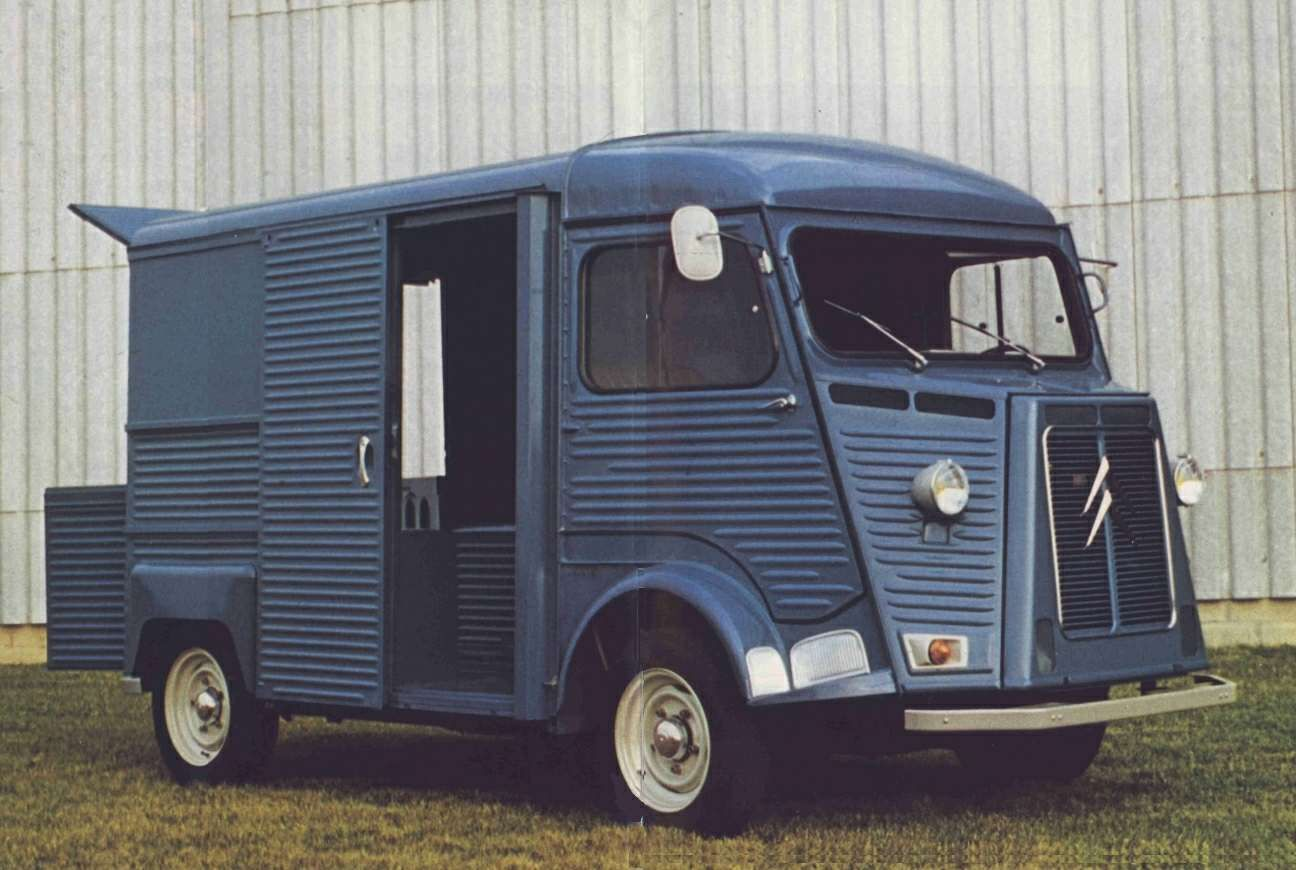 Citroen h van car tuning