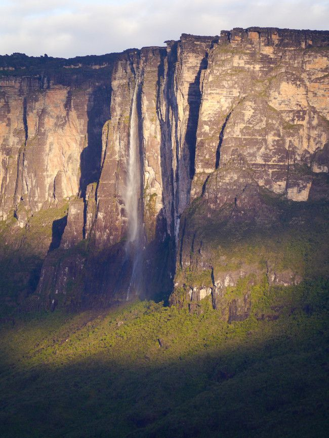 But upon closer inspection, the 1,300-foot cliffs are quite breathtaking.