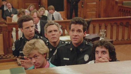 Police Academy Police Academy Movie Police