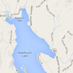 newfound lake nh map Newfound Lake Google Maps Lake Fun Lake Aerial View newfound lake nh map