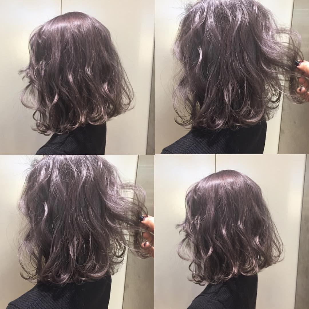 ヘアカラー の画像 投稿者 M さん 2020 髪色 グレージュ