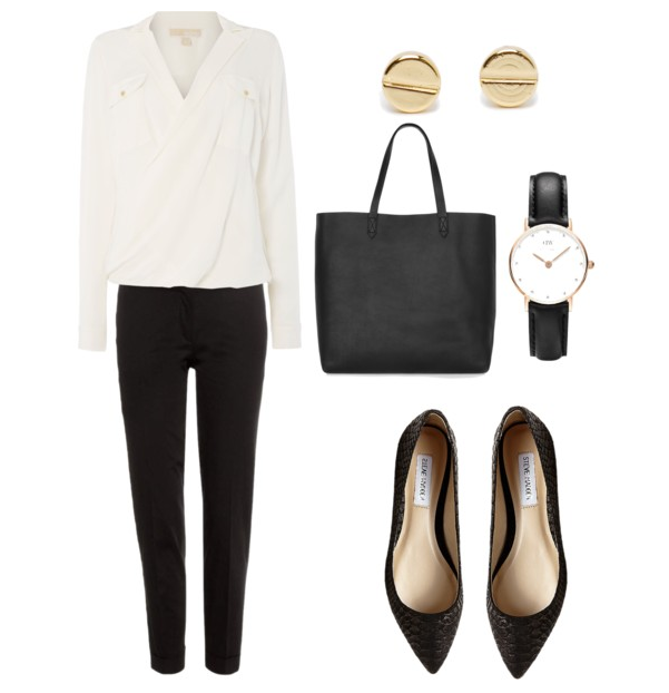 what to wear for coffee interview