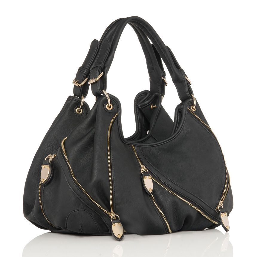 Brooklyn Bridge - Black Bag