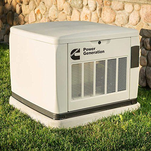 Cummins 20kw Home Standby Generator 200 Amp Automatic Transfer Switch Read More At The Image Link Affiliate Link Beststandbygenerat Generators Trans
