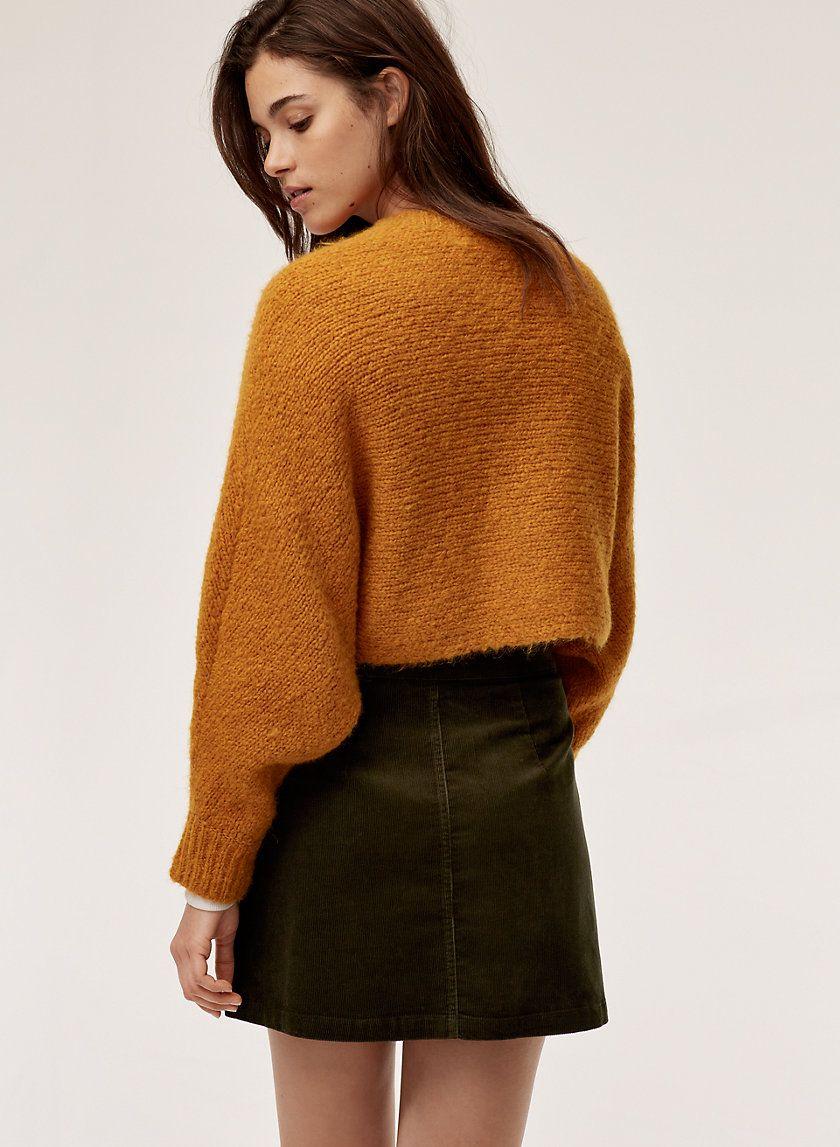 294c0c56b0 Wilfred Free AALIYAH SKIRT   Aritzia #skirt #miniskirt #fallfashion