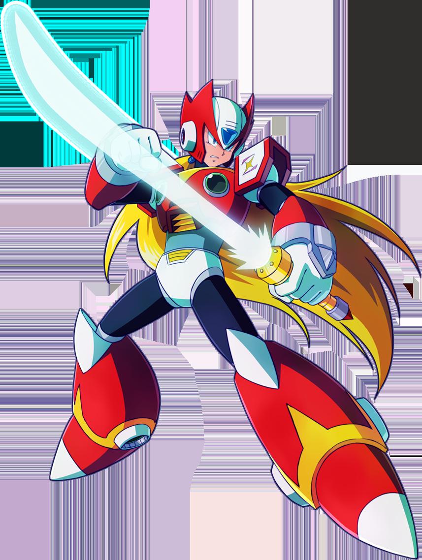 Mega Man Zero Mega Man Art Capcom Art Mega Man