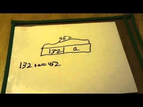 what is a tape diagram in 4th grade math | Diarra