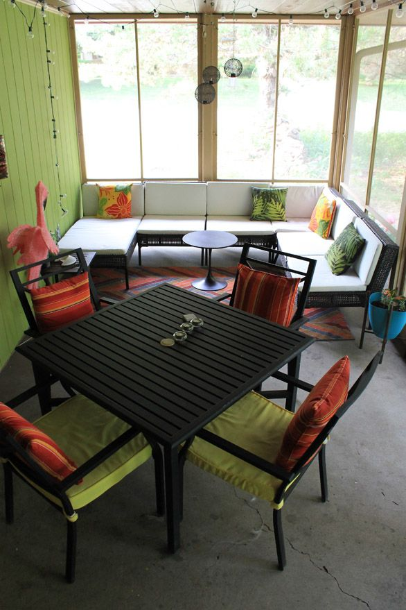 Ikea Amero Modular Sunroom Furniture