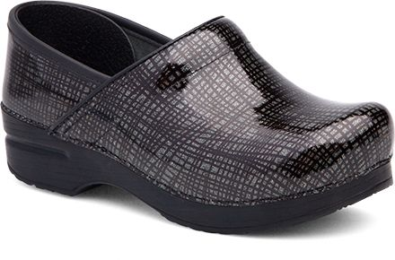 Dansko Professional Patent Leather Multi Clogs - HappyFeet.com | Dansko |  Pinterest | Patent leather, Clogs and Leather