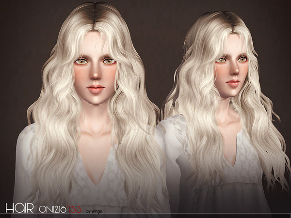 Wings On1216 Sims 3 In 2020 Sims Sims 3 Hair Styles