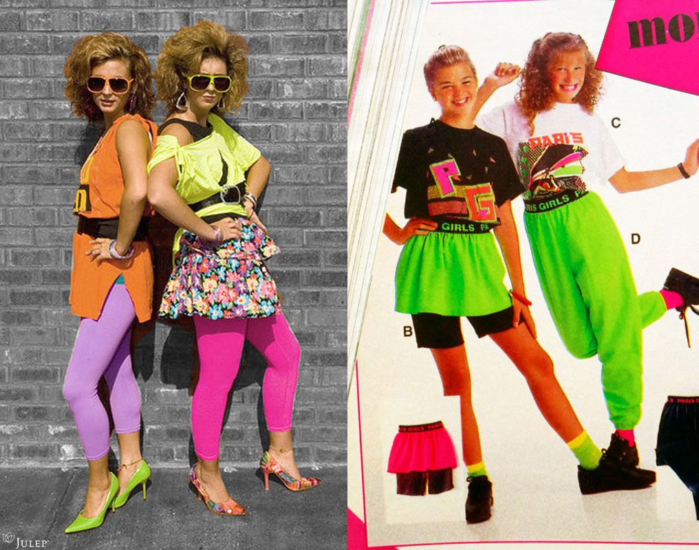 Fashion Trends Of The 80 39 S 80 39 S Totally Pinterest 80 S Fashion And Childhood