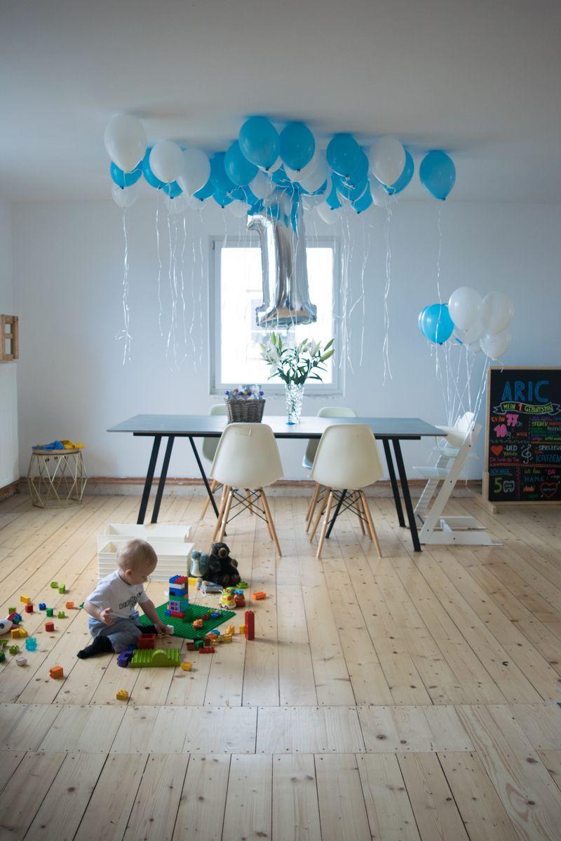 Erster Geburtstag Junge Pinterest Trendshock Instagram Mamablogger