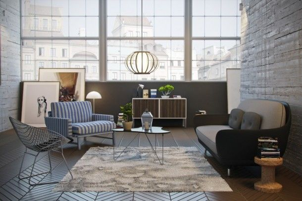 Download Realistic Interior & Exterior Scenes and 3d Models