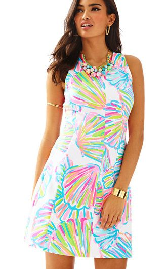 3c6eaaea8f Lilly Pulitzer Felicity Fit & Flare Dress | New Arrivals | Dresses ...